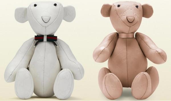 Gucci teddy bear