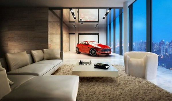 Hamilton Scotts Sky Garage