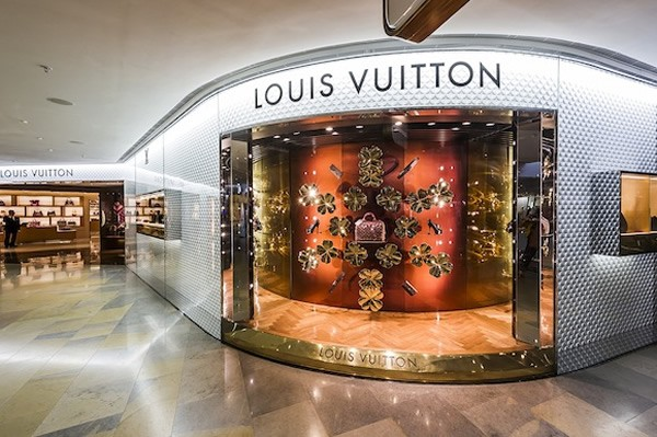 Louis Vuitton Pacific Mall