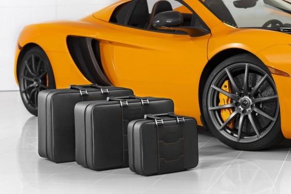 McLaren MP 12C accessories