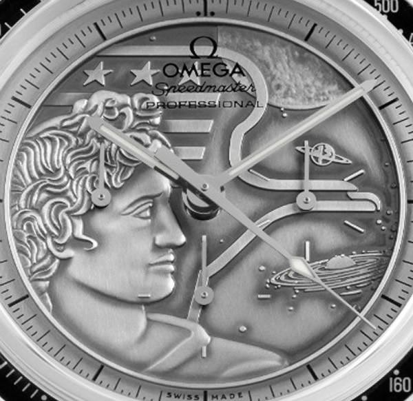 Omega Speedmaster Moonwatch Apollo1