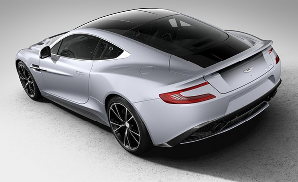 Aston Martin  Centenary Edition Vanquish1