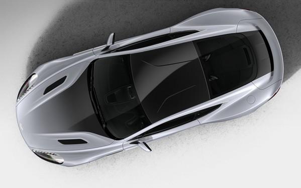 Aston Martin  Centenary Edition Vanquish2