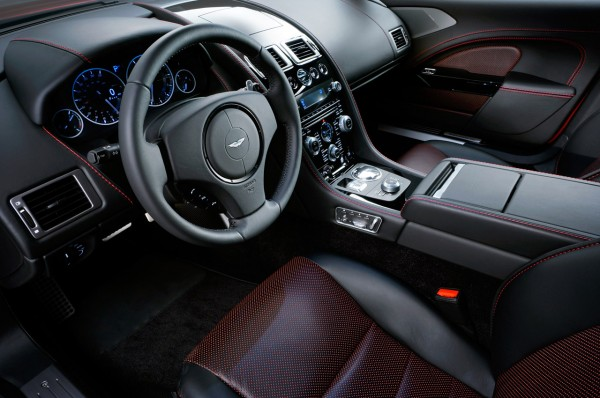 Aston Martin Rapide S1