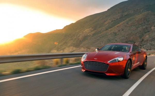 Aston Martin Rapide S2