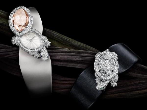 Cartier Tortue Secret Watch