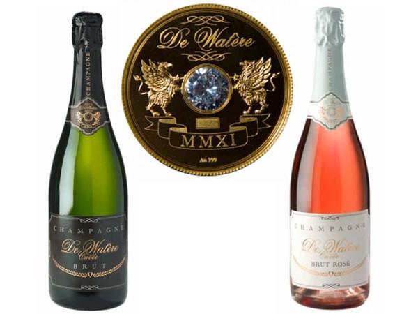 De Watere Premium Champagne