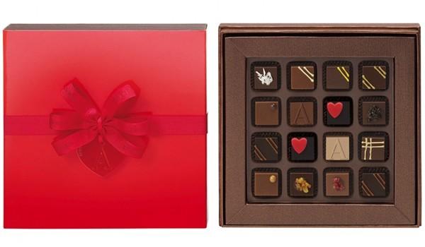 Pralines Box Valentines day