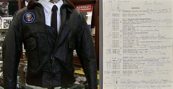 Kennedys Bomber Jacket