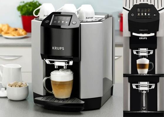 Krups Barista EA9000 Cappuccino Machine