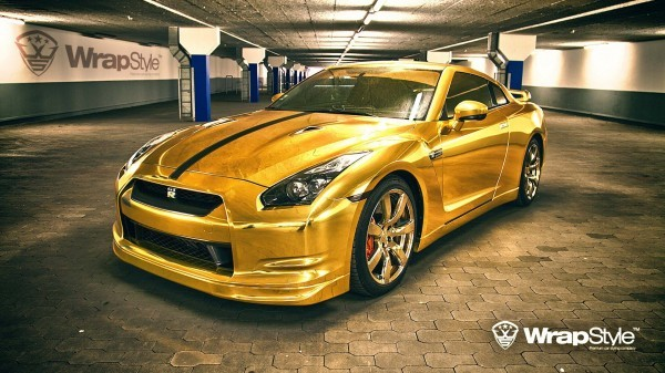 Nissan GT Nissan GT-Rs Gold Edition