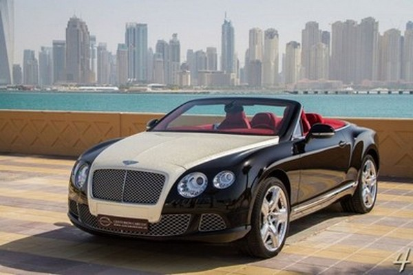 Вiamond Bentley Continental GTC