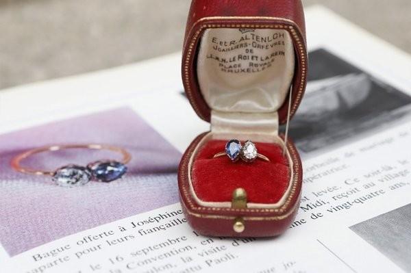 Napoleon Ring Josephine