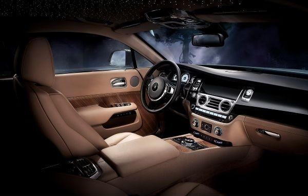 Rolls Royce Wraith1
