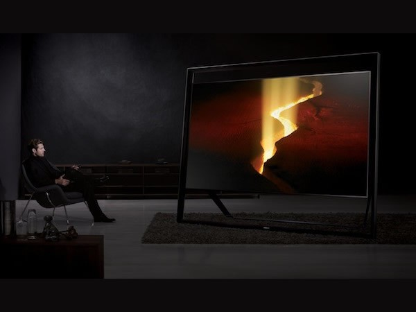 Samsung S9 ultra HD TV