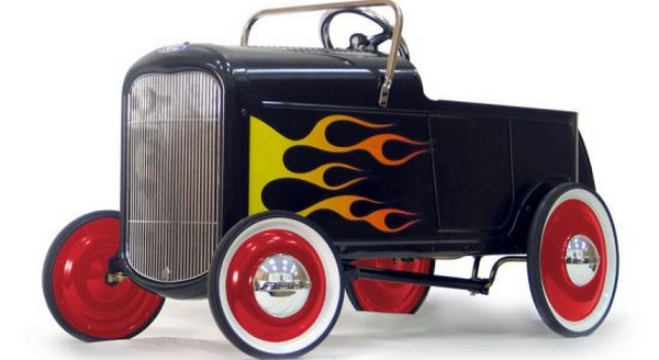 1932 Ford Flamed Hot Rod