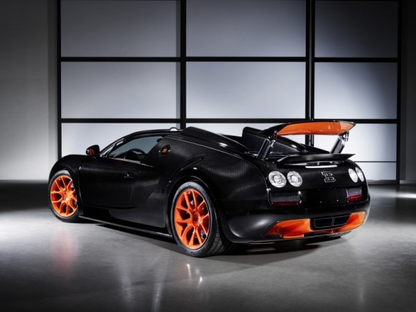 Bugatti Veyron 164 Grand Sport Vitesse World Record Car1