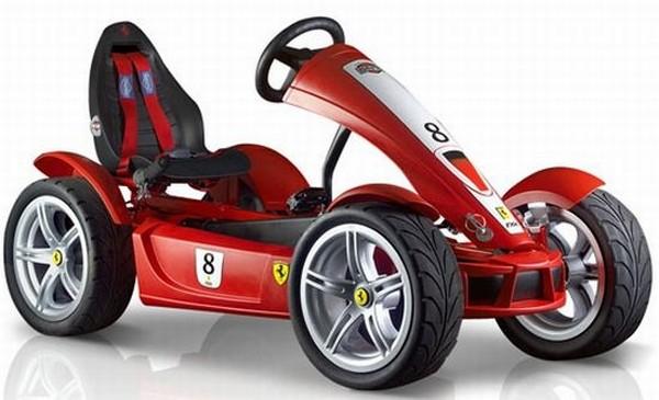 Ferrari FXX Racers Exclusive pedal Go-kart