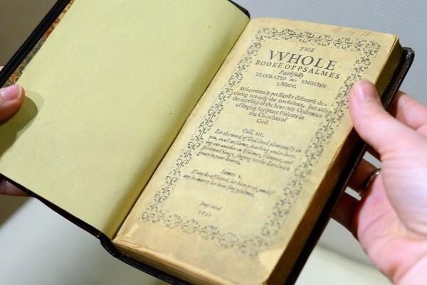 First Printed book in America