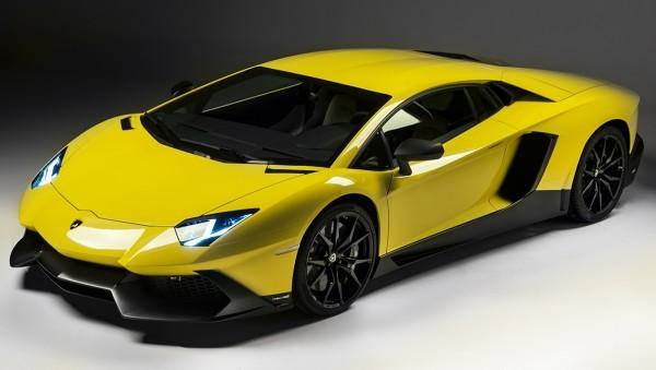 Lamborghini LP720-4 50 Anniversario Edition Aventador