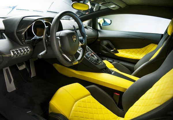 Lamborghini LP720-4 50 Anniversario Edition Aventador2