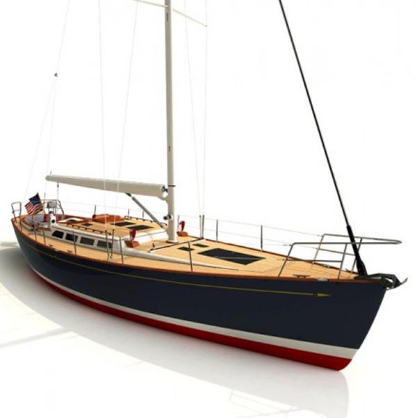 Morris Yachts M46