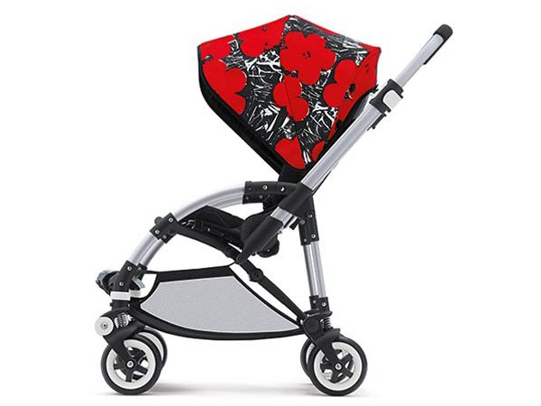 Andy Warhol Foundation and Bugaboo