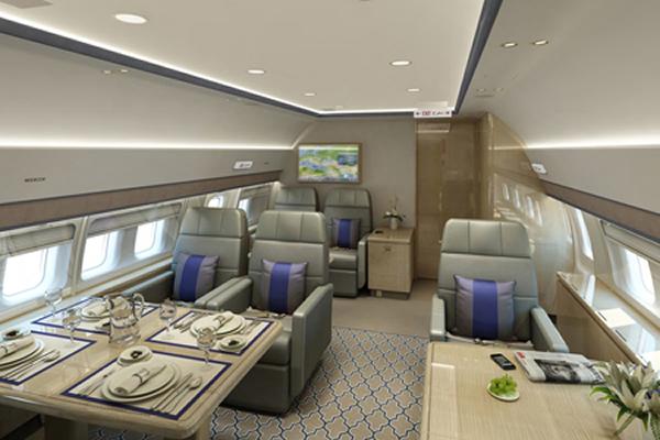 Boeing BBJ3
