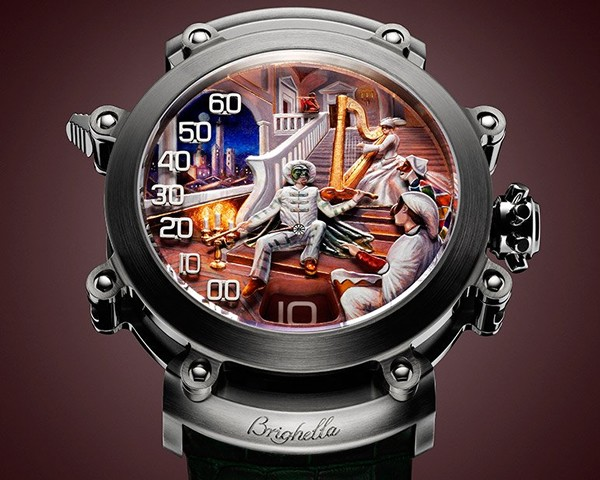 Bulgari commedia dellarte