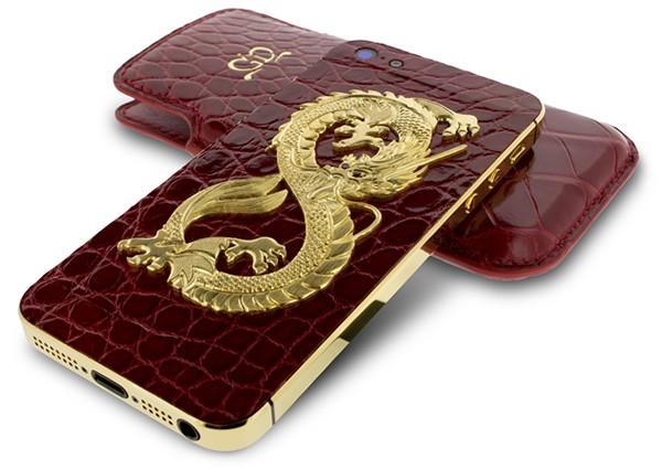 Dragon iPhone