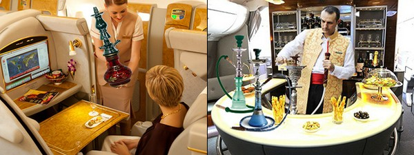 Emirates Shisha Lounge