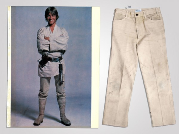 Luke Skywalkers Pants