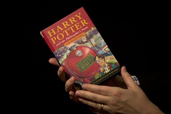 Most expensive Harry Potter Book