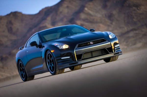 Nissan GT-R Track Edition1