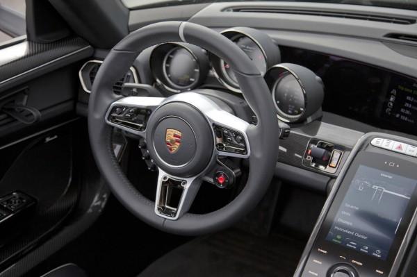 Porsche RS Spyder1