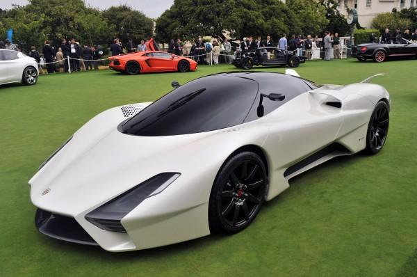 Самая быстрая и дорогая машина в мире