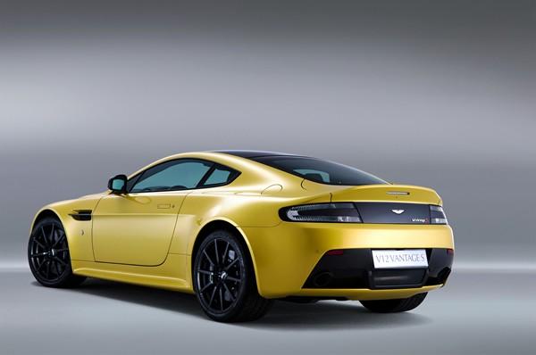 Aston Martin V12 Vantage S1