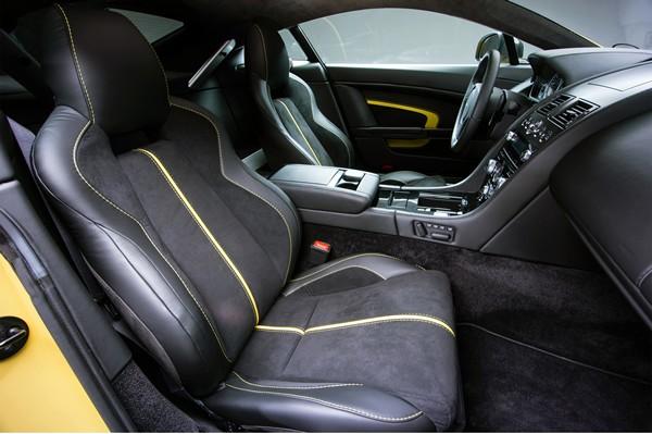 Aston Martin V12 Vantage S2