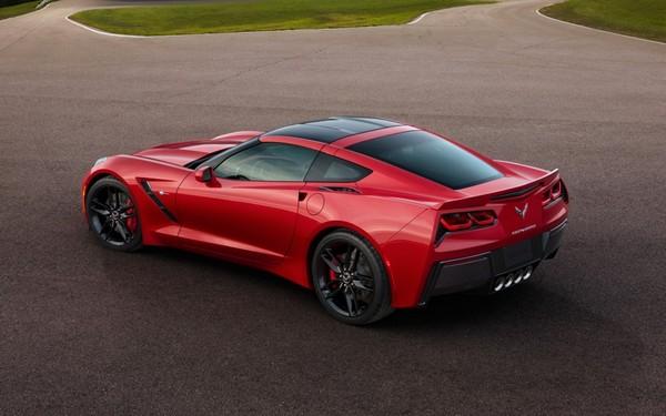 Corvette Stingray Convertible1