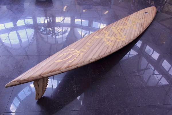 Dragon surfboard