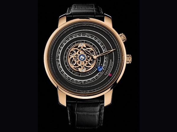 Geo.Graham Tourbillon