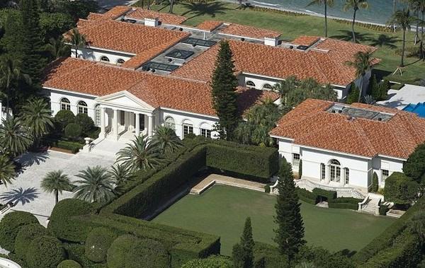 Howard Stern home