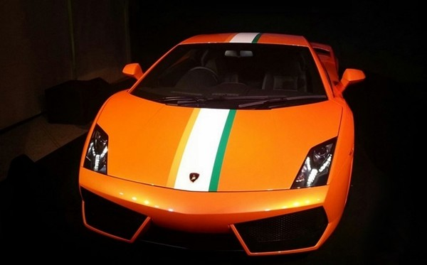 Lamborghini Gallardo LP550-2 India Limited Edition