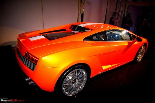 Lamborghini Gallardo LP550-2 India Limited Edition1