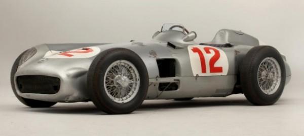 Mercedes-Benz W196R Formula One car1