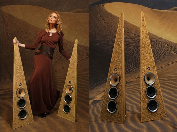 Rinz Sahara Speakers