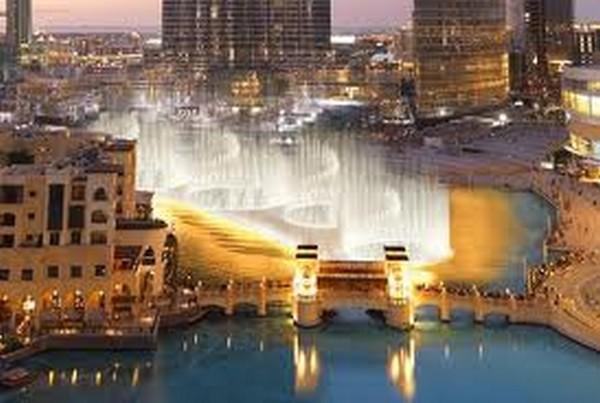 fountain Duba1