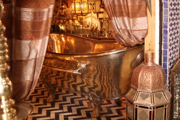 Bloomberg Copper Bathtub