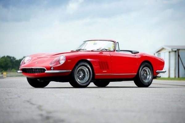 Ferrari NART Spyder