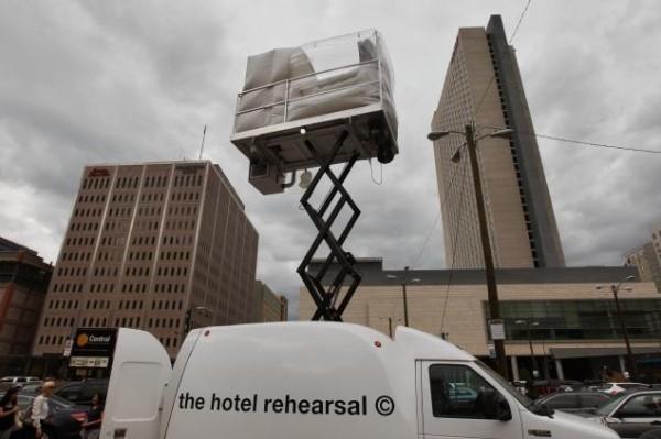 Hotel Rehearsal
